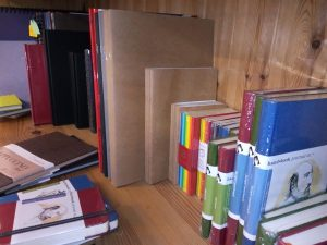 Papers and Sketchbooks