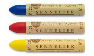 Sennelier Oil Pastels